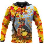 Rottweiler Autumn 3D
