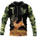Deer Camo Hoodie MCL102006Q16VT