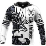 Tatoo Deer Gray 3D