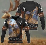 Deer Back Hunting Hoodie PHT082006A05VT
