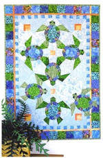 Turtle Quilt Blanket