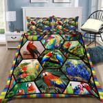 Parrot Bedding Set