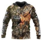 Deer Hunting Camo All Over Printed 0612