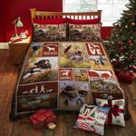 Hunting Dog Bedding Set