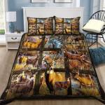 Deer Wild Bedding Set