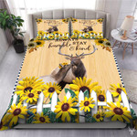 Elk Flower Bedding Set