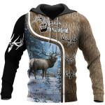 Elk Hunting Skin HB 1411