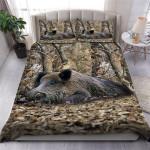 Boar Hunting Bedding Set