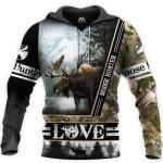Love Moose Hunter 3D 03
