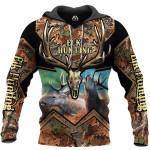 Elk Hunting Style M 3D