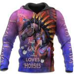Horse Native 3D
