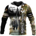 Moose Hunting 3D Dup 01