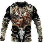 Deer Hunting Flag HB 0212