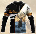 Elk Love Hunting All Over Printed 0701