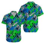 Motocross Hawaiian Unisex Aloha Shirts #KV