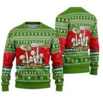 Awesome Mushroom Ugly Christmas Sweater #V