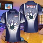 I'm Going On Strike Bowling Polo Shirt