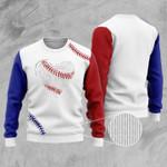 Simple Love Baseball Sweater #2611l