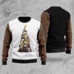 Sloth Christmas Tree Unisex Sweater #V