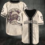 Cancer Is A Perfect Zodiac 3D Baseball Jersey #H