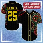 Personalized State of Mind For Juneteenth 3D Baseball Jersey