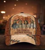 Native American The Original Founding Fathers Classic Cap #KV