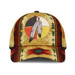 Native American Feather Pride Classic Cap hats head wear #V