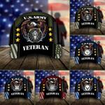 Veteran Eagle US Army custom Classic Cap #KV