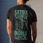 Savita Indica Unisex T-Shirt 2D #KV