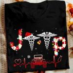 Jeep Nurse Xmas Classic Unisex T-shirt Hoodie Zip up Sweatshirt