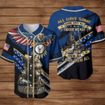 Honor the Fallen All some gave Baseball Jersey #Dh