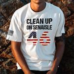 Clean Up On SenAisle 46 T-Shirt 3D #KV