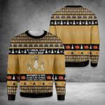 1st annual WKRP turkey drop Happy Thanksgiving Sweater