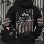 Jeep But Did you Die American Flag hoodie 3d #KV