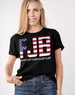 FJB Clap Classic Unisex T-shirt Hoodie Zip up Sweatshirt
