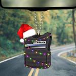 Buy Police Shaped Christmas Hanging Ornament #KV