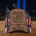 Patriot 1776 Classic Cap Head Wear