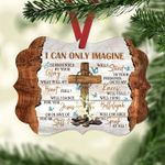 I can only imagine - Memorable Christmas benelux hanging ornament