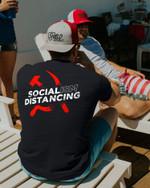 Socialism Distancing Unisex AOP T-Shirt 3D #KV