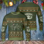 The 82nd Airborne Division Parachute Christmas Sweater #Lk