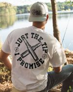 Just the Tip I Promise Unisex T-Shirt #KV