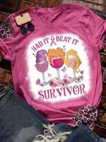 Three Witches Had It Beat It Survivor Breast cancer Unisex AOP T-Shirt 3D #KV