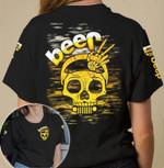 Jeep Beer Unisex AOP T-Shirt 3D #KV