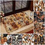 Dog Breed Door mat #KV