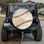 Vintage Baseball spare tire cover