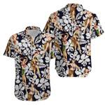 Sexy Girl Hula Tropical Hawaiian Shirts #KV