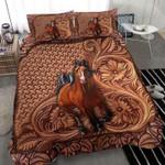 Premium Unique Horse Lover Bedding Set Duvet Cover #H