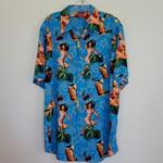 Sexy Pin Up Girls Hawaiian Shirts #KV