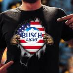 Busch Light Unisex T-Shirt 2D #KV