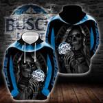Skull Busch light hoodie 3d #KV